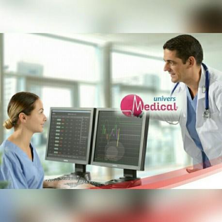 Système pour la Supervision d'infusion BeneFusion DS 5