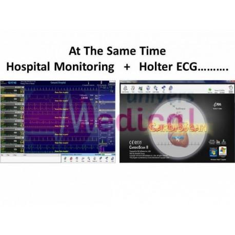 CardioScan Holter ECG Système