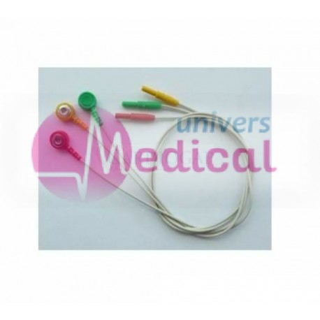 Cable HOLTER ,3FILS