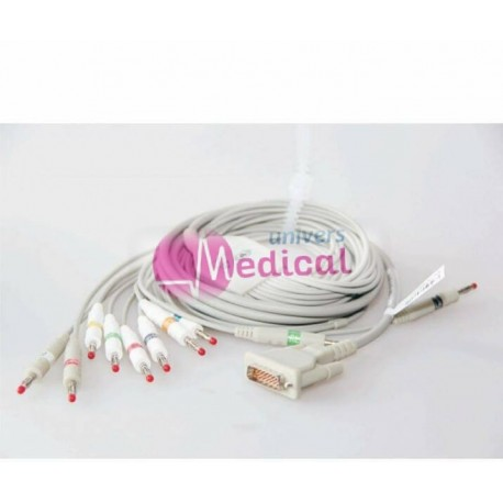 Cable ECG 10 FIL
