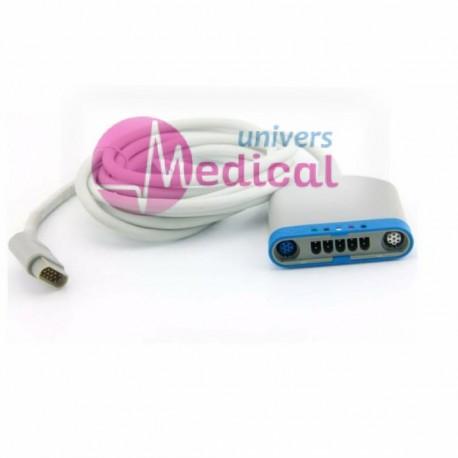 Câble ECG 5 fils DRAGER