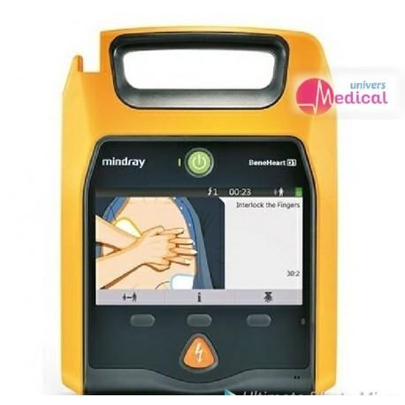 Défibrillateur externe automatisée BeneHeart D1 Public